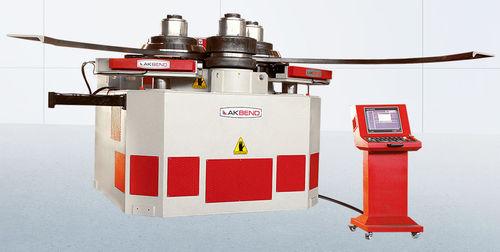 curvatrice idraulica / per tubi / per profilati / CNC