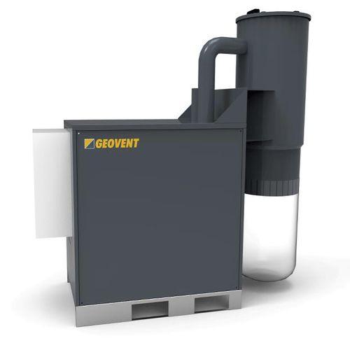 aspirapolvere / industriale / compatto / con pulitura di filtro automatico