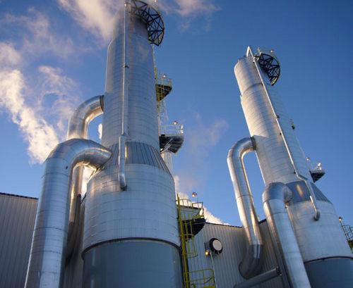 evaporatore termico / di processo / per trattamento di acque reflue