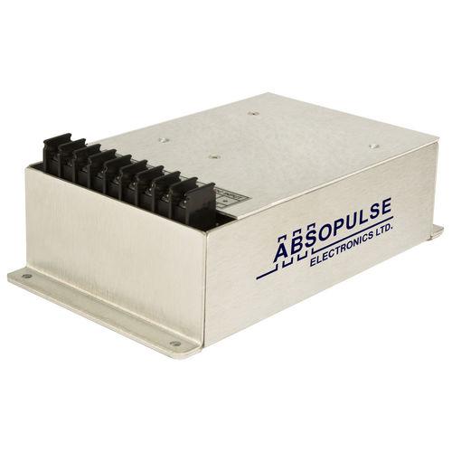 alimentazione elettrica AC/DC / ad uscita semplice / incapsulata / per applicazioni industriali