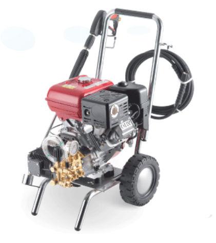idropulitrici ad acqua fredda / con motore diesel / mobile / ad alta pressione