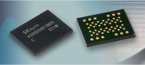 memoria microchip flash / NAND