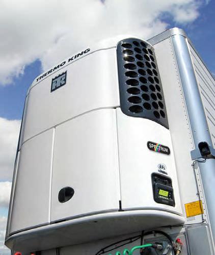 gruppo frigorifero mobile / per semirimorchio / multitemperatura