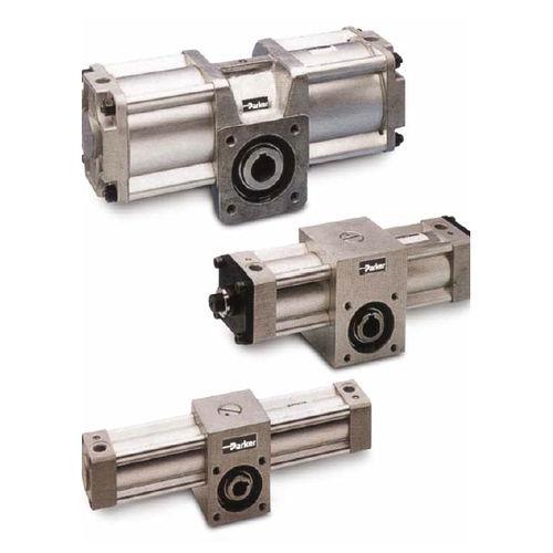 attuatore rotativo / pneumatico / con pignone e cremagliera