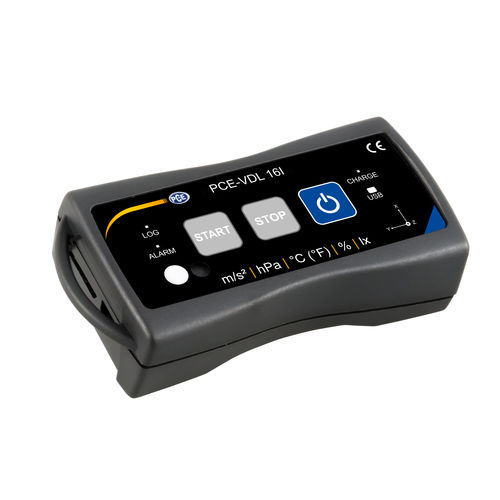 registratore di dati di temperatura e umidità / di umidità relativa / di punto di rugiada / di pressione