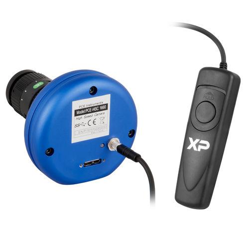 telecamera di monitoraggio / a colori / CMOS / ad alta velocità