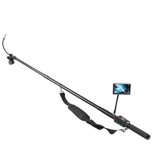 telecamera di ispezione / multispettrale / CMOS / con schermo LCD
