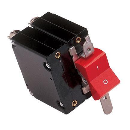 interruttore automatico idraulico-magnetico / contro i cortocircuiti / unipolare / CC