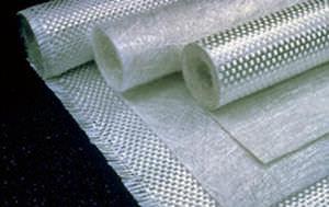 prepreg in fibra di vetro / resina poliestere