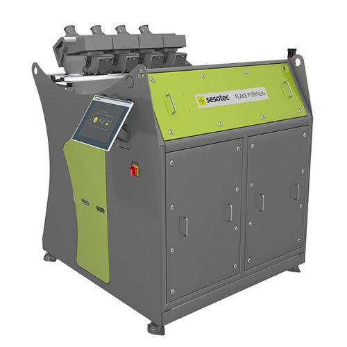sistema di smistamento automatico / per plastica