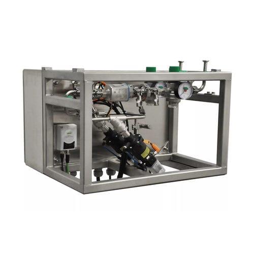 modulo di controllo della temperatura digitale / per rete idrica / di processo / compatto