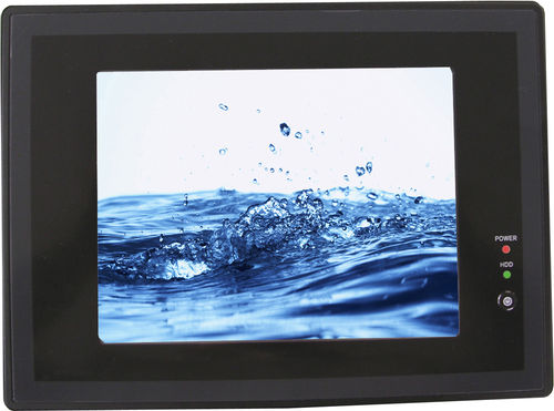 panel PC di LCD / touch screen / 8