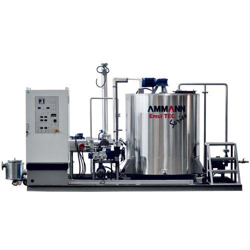 emulsionatore verticale