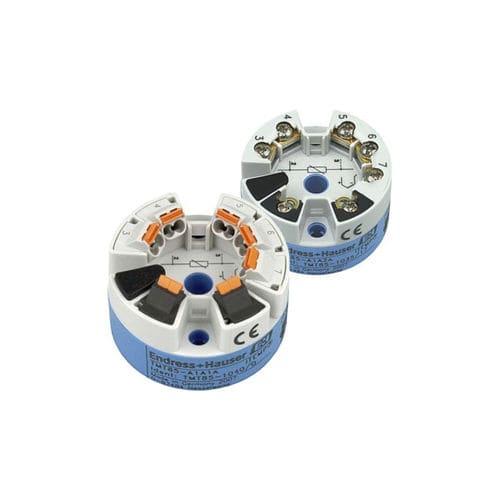 trasmettitore di temperatura su testa di sonda / RTD / con uscita digitale / per bus di campo