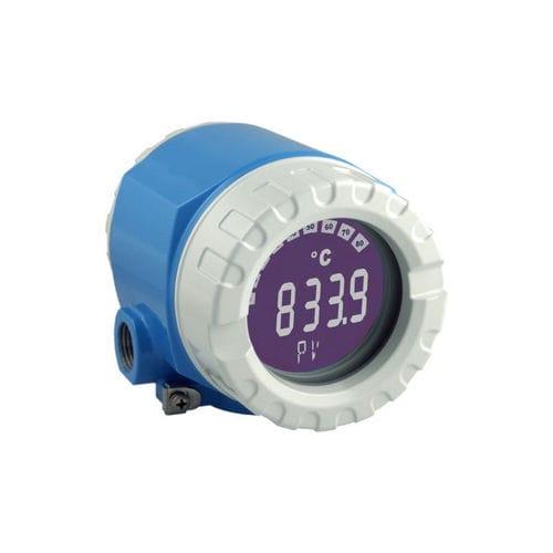 trasmettitore di temperatura su testa di sonda / RTD / HART / digitale