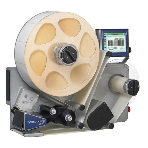 macchina da stampa e posa di etichette a trasferimento termico / monocromatica / per carta / per etichette