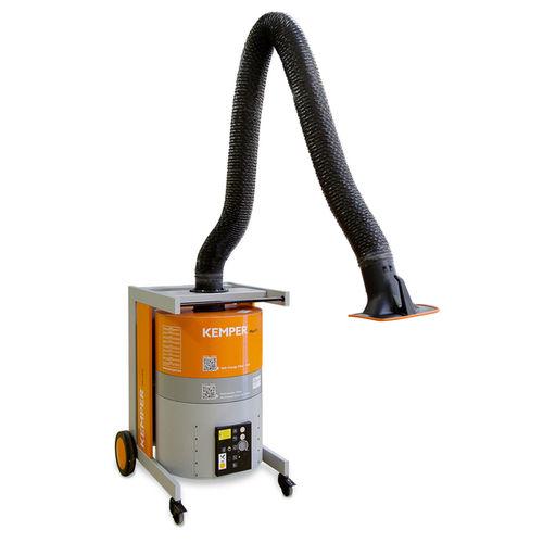 aspiratore di fumo mobile / con filtro a carbone attivo / con braccio aspirante / di polvere