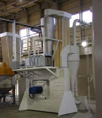 essiccatore ad aria calda / continuo / per granulati plastici / deumidificante