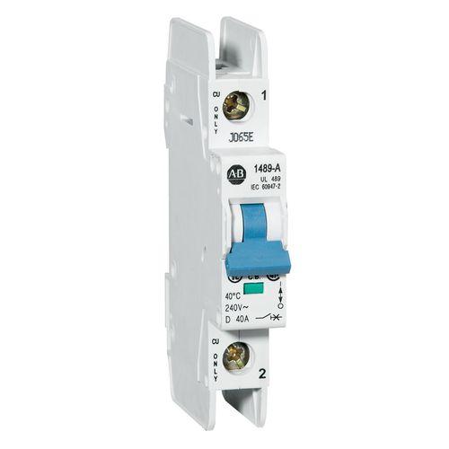interruttore automatico magnetotermici / unipolare / AC / bipolare