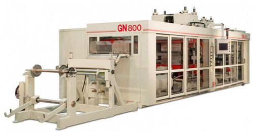 termoformatrice alimentata a rullo / per imballaggio di prodotti alimentari / per imballaggio medicale / automatica
