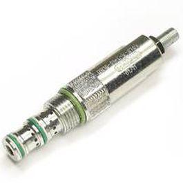 regolatore e riduttore di pressione a comando diretto / per olio / a molla