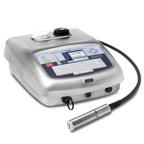 macchina di marcatura a getto di inchiostro continuo / da integrare / ad alta velocità / continua