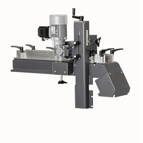 rettificatrice a mola verticale / per tubi / ad azionamento manuale