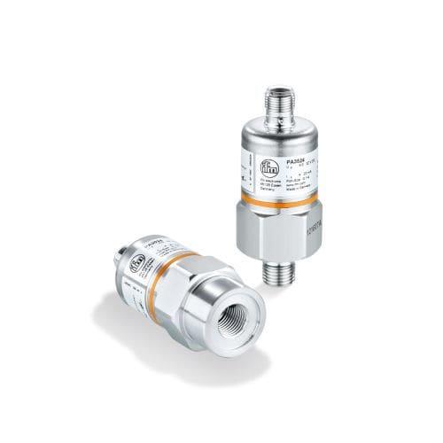 trasmettitore di pressione relativa / a uscita analogica / filettato / compatto