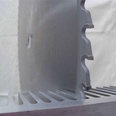 lama per sega circolare / TCT / per alluminio