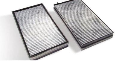 scatola di filtro a carboni attivi / per aria / ad alte prestazioni