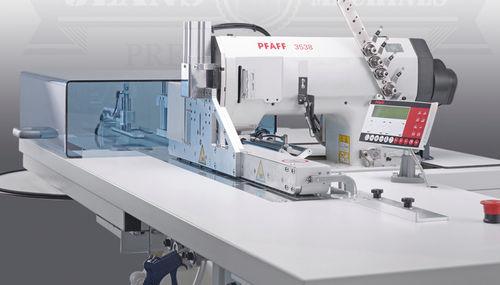 macchina da cucire ad ago singolo