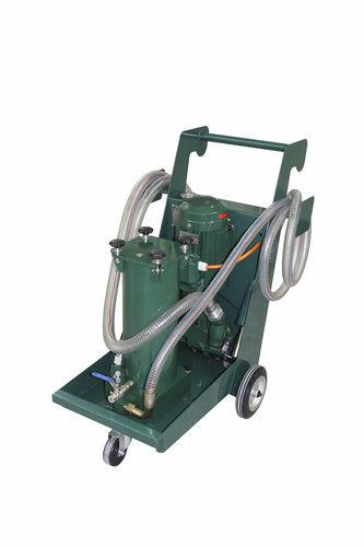 filtro per liquidi / idraulico / con cestello / mobile