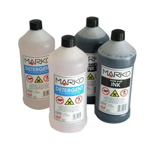 inchiostro per stampa a getto d'inchiostro / a base acqua