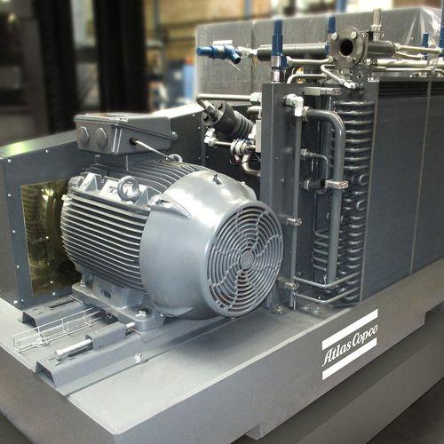 compressore d'aria / di azoto / di gas naturale / per elio