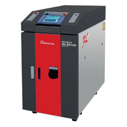 saldatrice laser / mobile / con schermo integrato / con raffreddatore interno