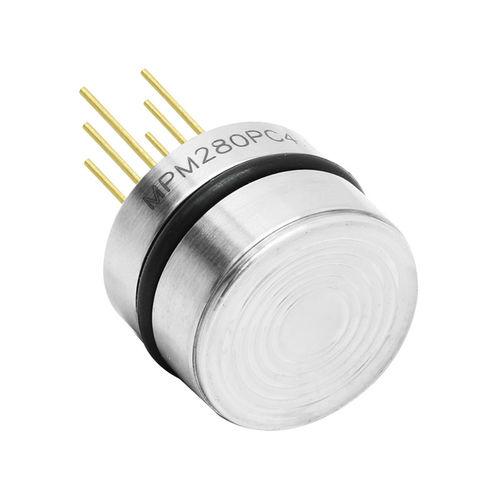 sensore di pressione relativa / piezoresistivo / filettato / torico