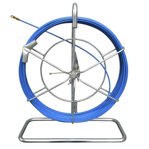 sonde passacavo in fibra di vetro / con gabbia cilindrica verticale