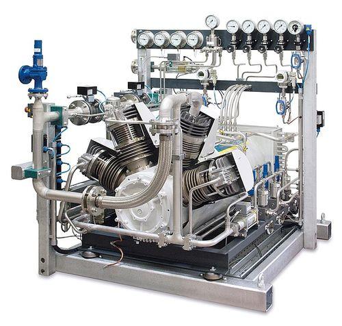 compressore d'aria / di azoto / di gas naturale / per ossigeno