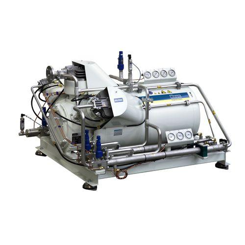 compressore per ossigeno / fisso / elettrico / a pistone
