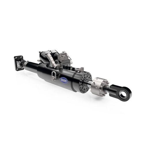 servo-cilindro idraulico / a doppio effetto / per l'industria automobilistica