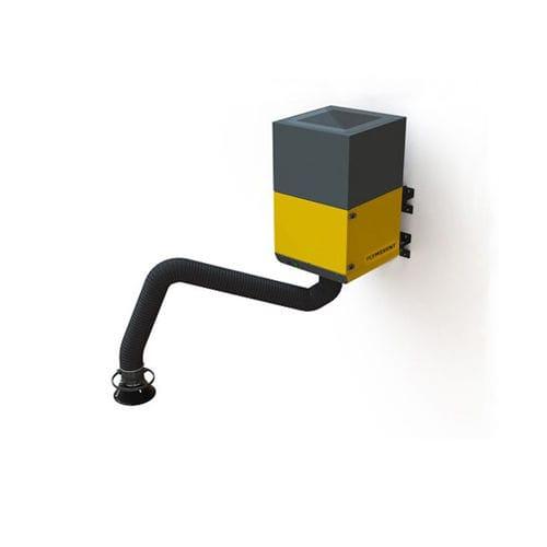 aspiratore di fumo stazionario / di saldatura / con filtro secco