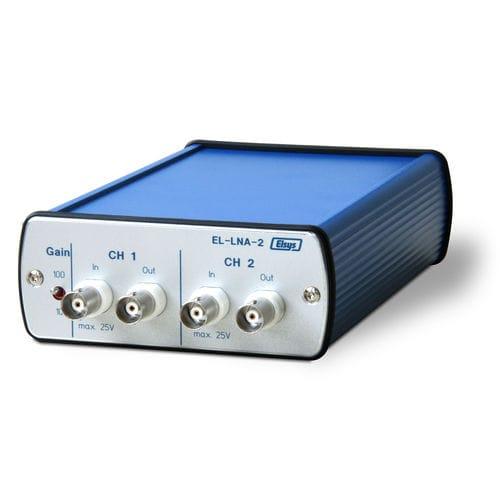 amplificatore di segnale / di tensione / per strumentazione / condizionatore