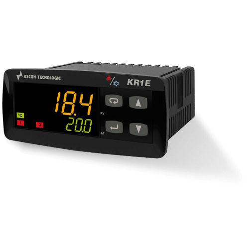 controllore di temperatura con display LCD