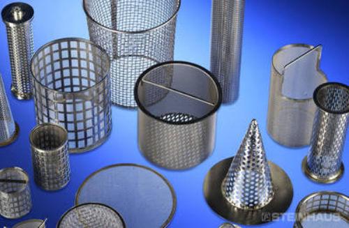 filtro ad aria / ad acqua / idraulico / con cestello