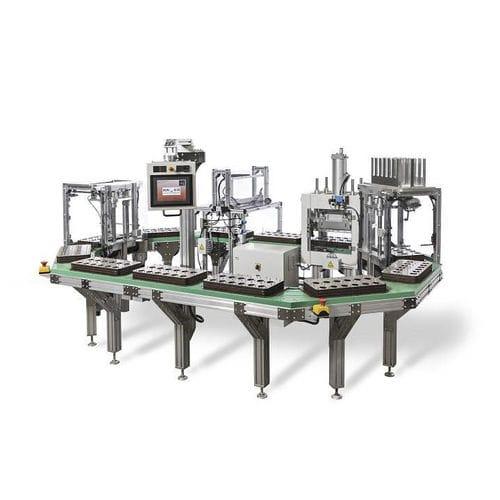 sigillatrice per imballaggio blister / CNC / modulare