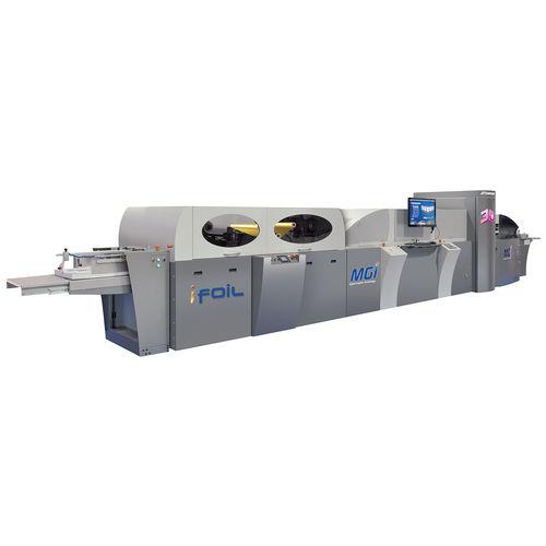 macchina da stampa