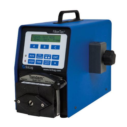 unità di filtrazione a membrana / per liquidi / automatica