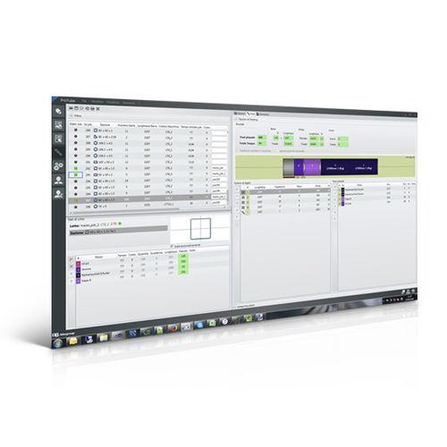 software di gestione / di supervisione / di macchina / di produzione