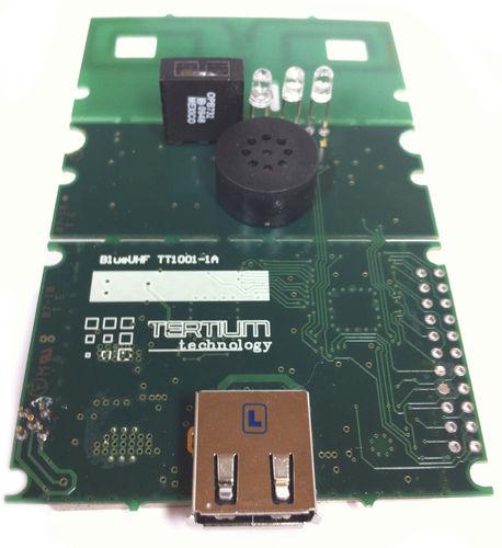 scheda lettore scrittore RFID da ufficio / USB / UHF