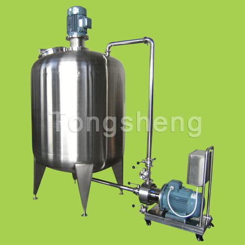 sistema di miscelazione per polvere / per liquidi